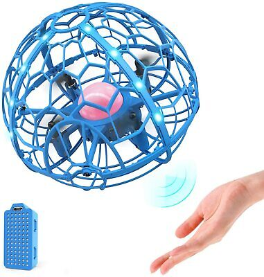 Holyton HT06 Drones for Kids or Adults Turn over submit Operated RC Quadcopter with Thrown'