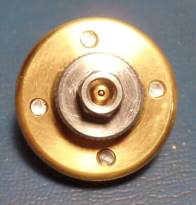 Keysightagilenthp 1.00mm Mf Panel Bulkhead Adapter 1 Mm 110ghz