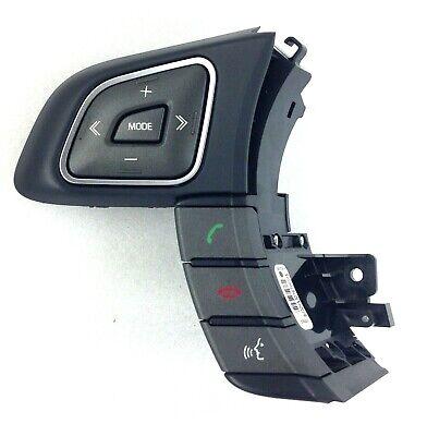 Genuine Land Range Rover Evoque MFSW steering wheel telephone switches.   19B1