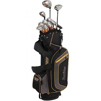 Tour Edge Golf Bazooka 260 Mens Complete Club Full Box Package Set w/ Bag RH NEW