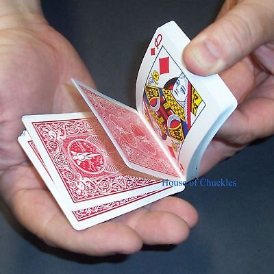 Svengali Bicycle Deck Magic Card Trick - Red Back - Seen on TV