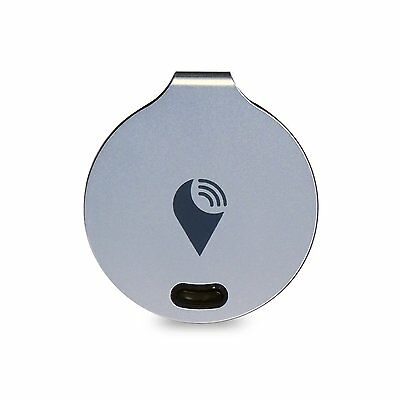 trackr GPS Tracking Bravo Bluetooth Key Tracker Locator Finder Key Lost Phone