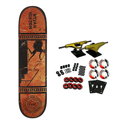 Element Skateboard Complete Greek Gods Nyjah Huston 8.1""