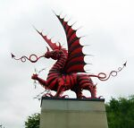 Red Dragon ~ Red Gold By The Electrochemical Method