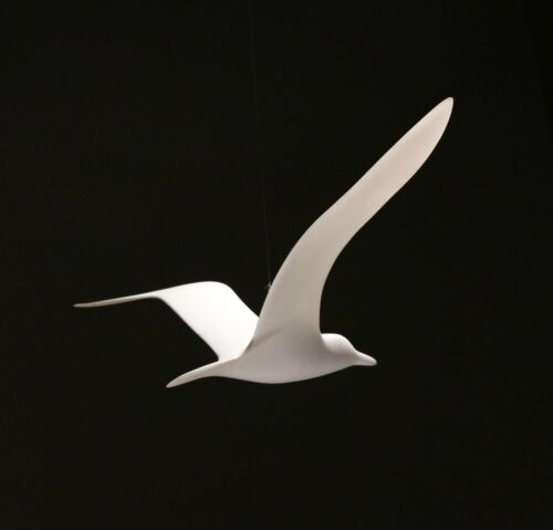SEAGULL MOBILE by JOHN PERRY 14in Wingspan Soaring Upwing Style New direct from