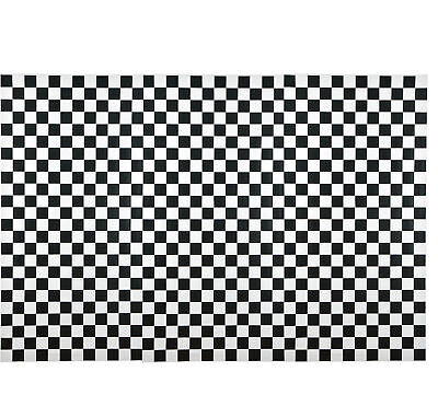 Race Car Black & White Checkered Flag Backdrop Banner Photo PROP Racing Party