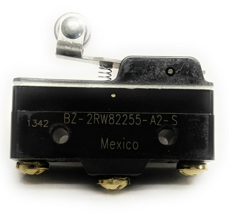 HONEYWELL SPDT Micro Switch BZ-2RW82255-A2-S Large Snap Action Roller Lever