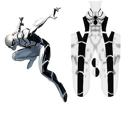 Future Foundation Spider-Man Costume Pattern - Spider Man Future Costume