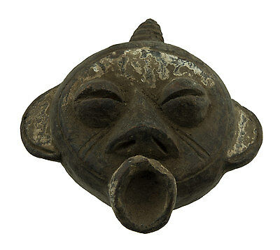 Mask African Pasport or Case - Terracotta Art First - Af 6345 - B2B