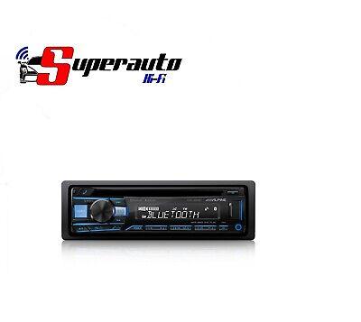 AUTORADIO ALPINE CDE-203BT CD USB AUX BT FLAC BLUETOOTH MULTICOLORE CDE 203