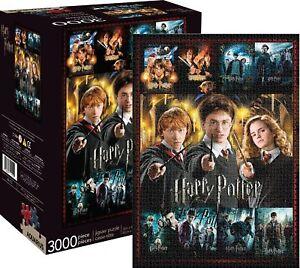 Aquarius Harry Potter Movie Collection 3000 Piece Jigsaw Puzzle