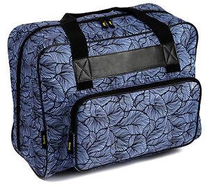 Kenley Nähmaschinentasche Nähmaschinenkoffer Nähmaschine Overlock Tasche Koffer