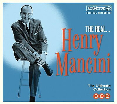 Henry Mancini REAL Best Of 60 Original Recordings ULTIMATE COLLECTION New 3
