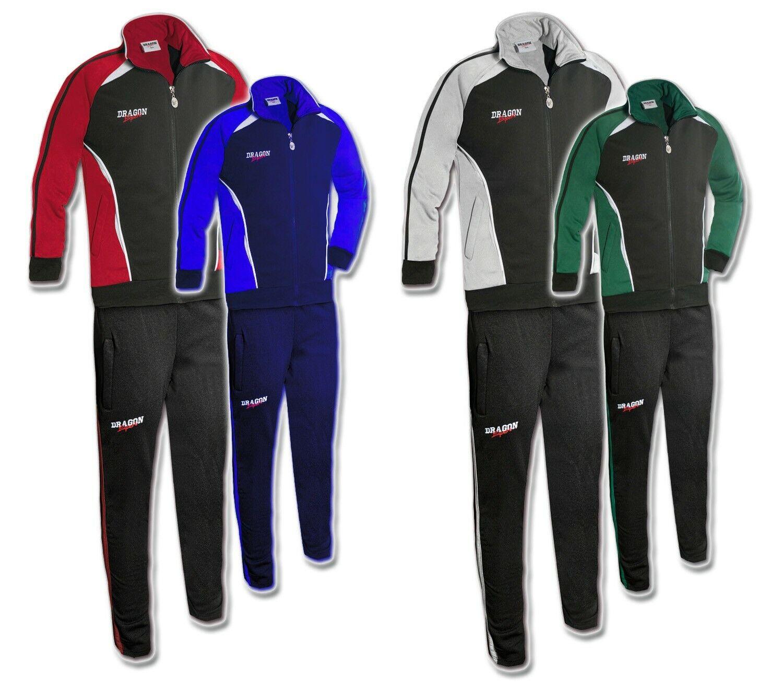 Sport und Trainingsanzug CHELSEA unisex in 4 verschiedenen Farben Größe116 - 6XL