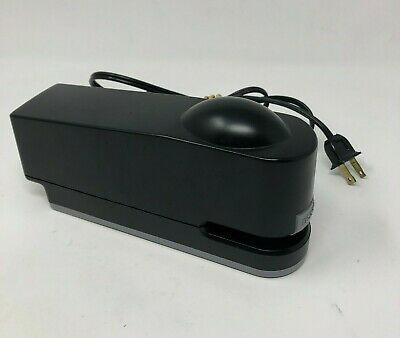 Boston Electric Stapler Model 100 296a Made In Usa Black A67