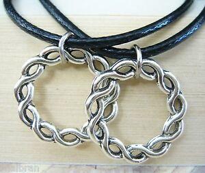Pair Of Pendants Necklace Set Friendship Best Friends Couples Men Women His Hers