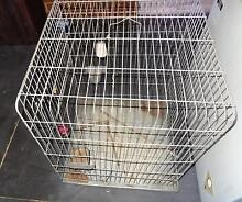 Large wire bird cage Thornlie Gosnells Area Preview