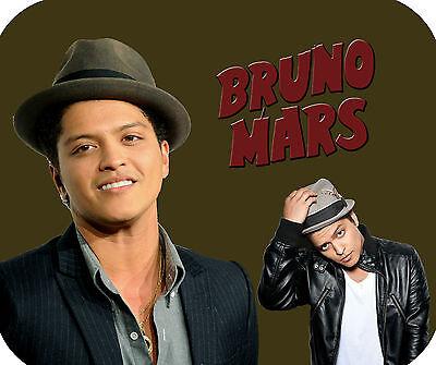 Bruno Mars  Mouse Pad  (mousepad) Hot !!