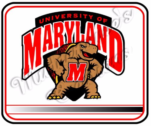 University of Maryland _ Terrapins Mouse Pad