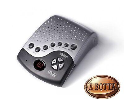 Segreteria Telefonica Digitale SAIET Tecno Digital 2664/B - 48 Min Funzione VOX