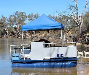 Party Boat/BBQ Boat/Pontoon Marnoo Northern Grampians Preview