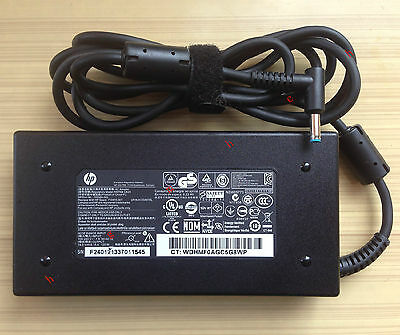 Original Genuine OEM HP 120W Cord/Charger Envy 15t-j105tx,710415-001 Notebook PC