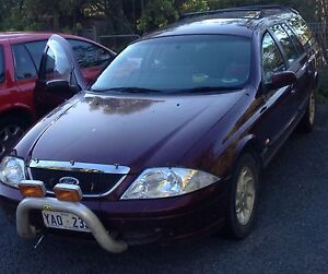 WRECKING 1999 AU Ford Falcon Wagon....many parts still available Narrabundah South Canberra Preview