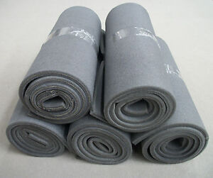 Sound Deadening Underlay  OFFCUT - suits replacement moulded car carpet fitting