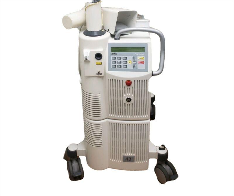Lares Powerlase ST Dental Laser Unit Oral Surgery Ablation System + 2 Handpieces