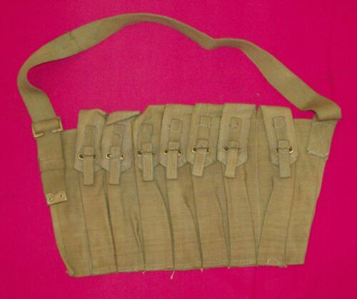 Ammo pouch seven pocket