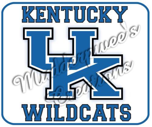 University of Kentucky _ Wildcats Mouse Pad