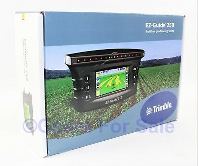 Trimble Gps Ez-guide 250 Lightbar Gps Case Ih New In Box