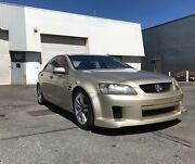 2007 Holden commodore ve sv6 Molendinar Gold Coast City Preview