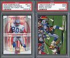 Barry Sanders Lot Professional Sports (PSA) Football Cards