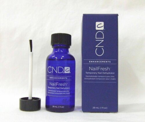 NAILFRESH 1oz/29ml  - Nail Temporary Dehydrator- CND 07001 Nail fresh