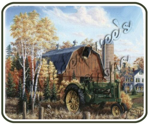 Vintage Tractor Mousepad