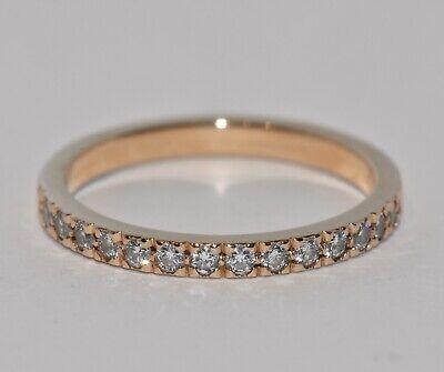 Tiffany and Co Diamond Eternity Ring 18k