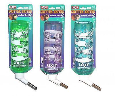Lixit Critter Brites Bottle 8 oz Critter Brite 8 Oz Bottle
