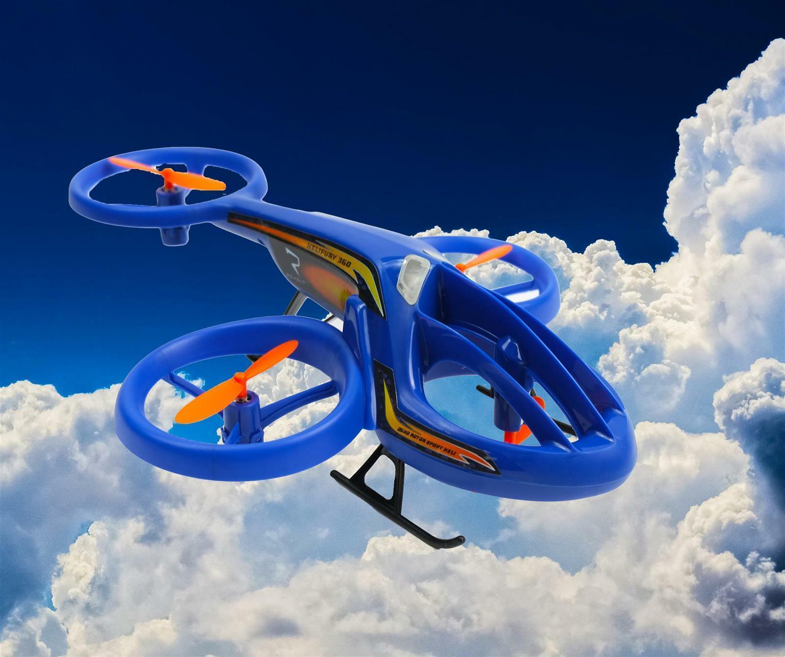 EFASO RC Hubschrauber Drohne Syma TF1001 2,4 Ghz 3,5 KanaI autom. Höhehalten LED
