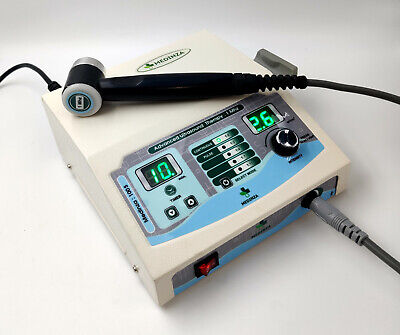 Ultrasound Therapy 1mhz Machine For Pain Relief Chiropractic Electrotherapy Unit