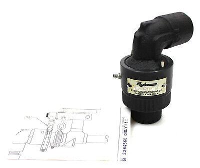 Ryko 11253-218 J9 Waterswivel 1 Fpt 90 Degrees Water Swivel
