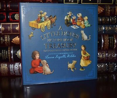 Little Prairie House Treasury by Laura Ingalls Wilder Illustrated New Hardcover