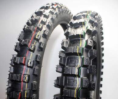 Dirt Bike sets Motocross sets Enduro sets front and rear tyres