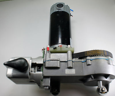 Bison Gearhead Motor 0-240 Vdc 0.57 Hp Unit 151-210-1005 Pn 32-999-3507-001