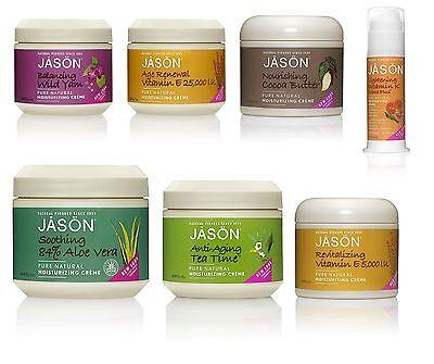 Creme Jason Natural Cosmetics (Jason Natural Cosmetic Organisch Gesicht Creme Aloe Vera Kakaobutter Yam)