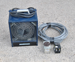 240 Volt Shop Heater With Breaker, Receptacle and Wire