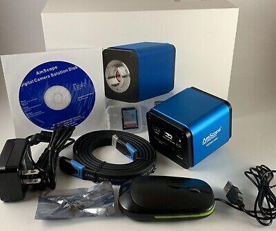 Amscopehd202-mw - 2mp 1080p 60fps Hdmi Digital Microscope Camera New In Box