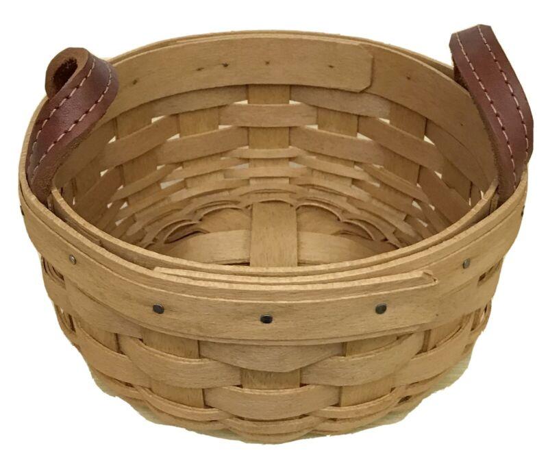 Longaberger Saffron Basket 2003