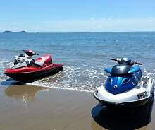 Jetskis dual Seadoos GTX and RXT Kewarra Beach Cairns City Preview