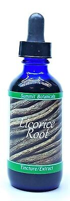 Ginseng Licorice - Licorice Tincture / Extract (2 ounces)